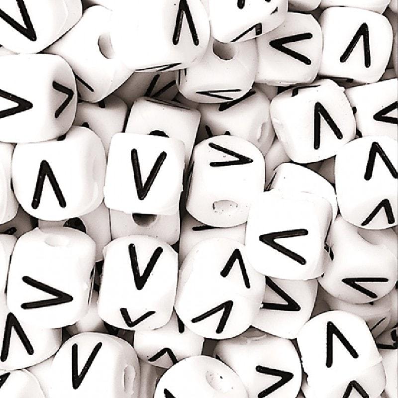 Buchstabenwürfel 10mm