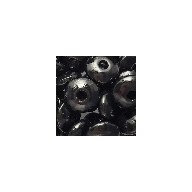 Holzlinsen 10mm (50 Stk.)