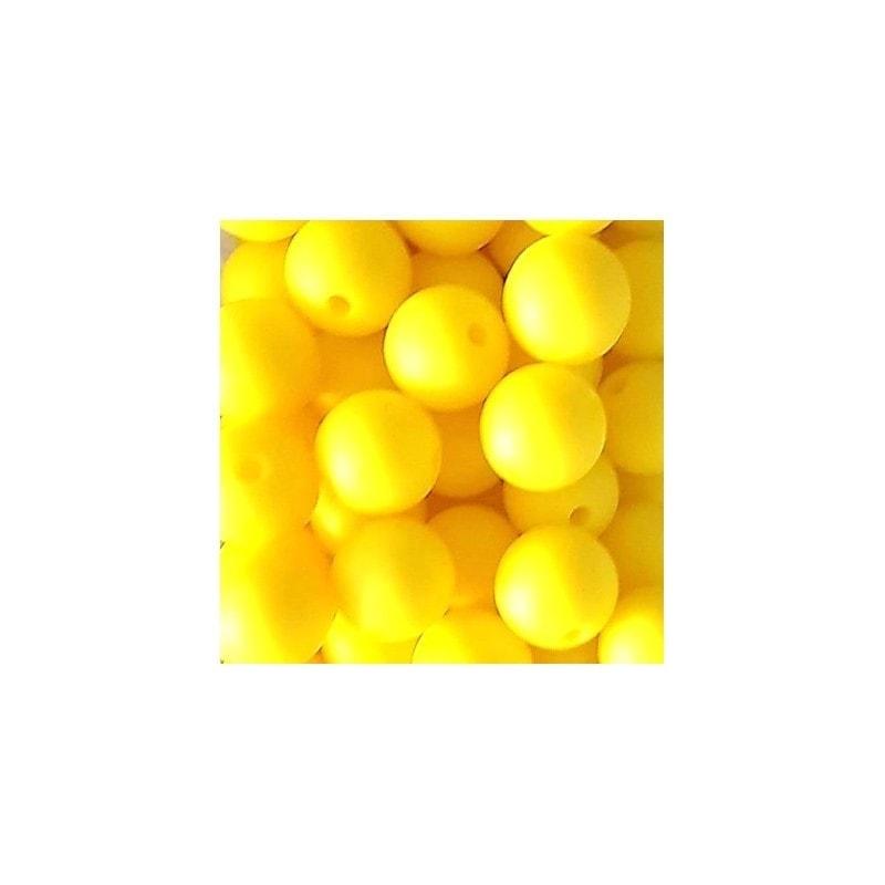 Perlen rund 12mm Sonderfarben