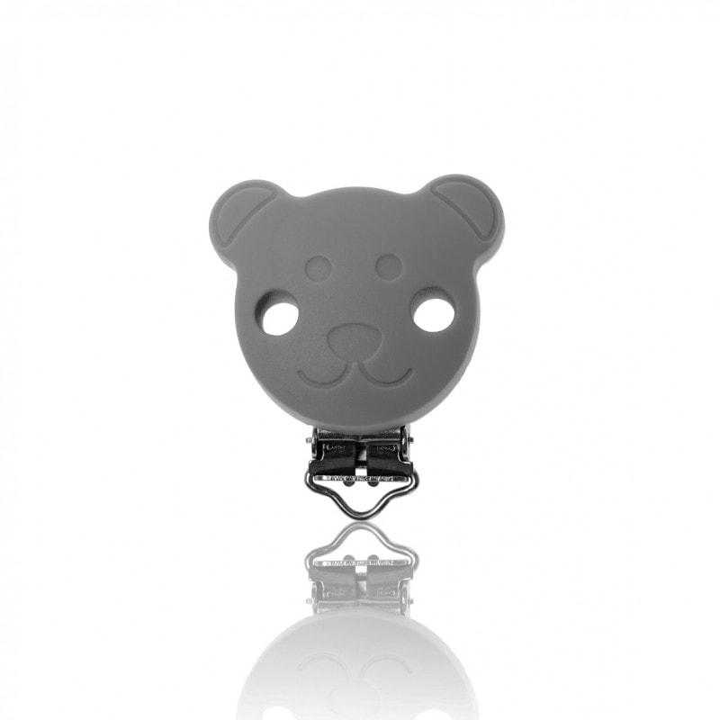 Silikoncllip Bär