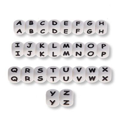 Buchstabenwürfel 12mm nach Wahl