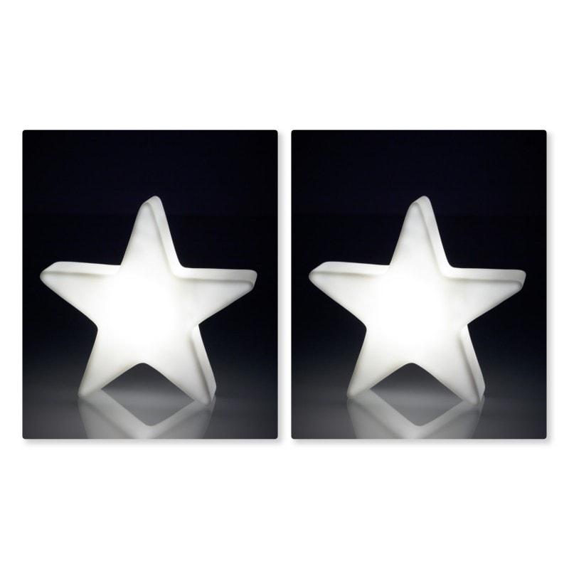 LED Licht Stern