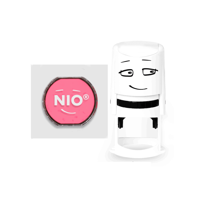 Nio® Shiny Pink