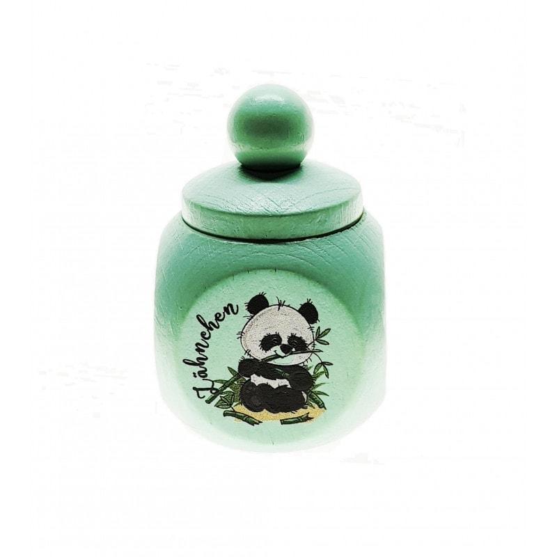 Zahndose Panda