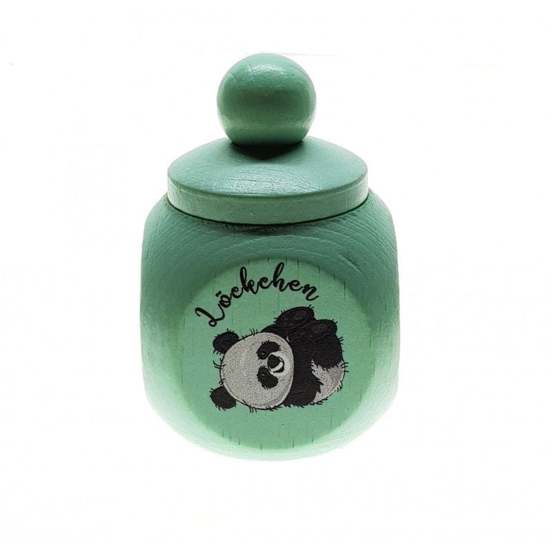 Löckchen Panda