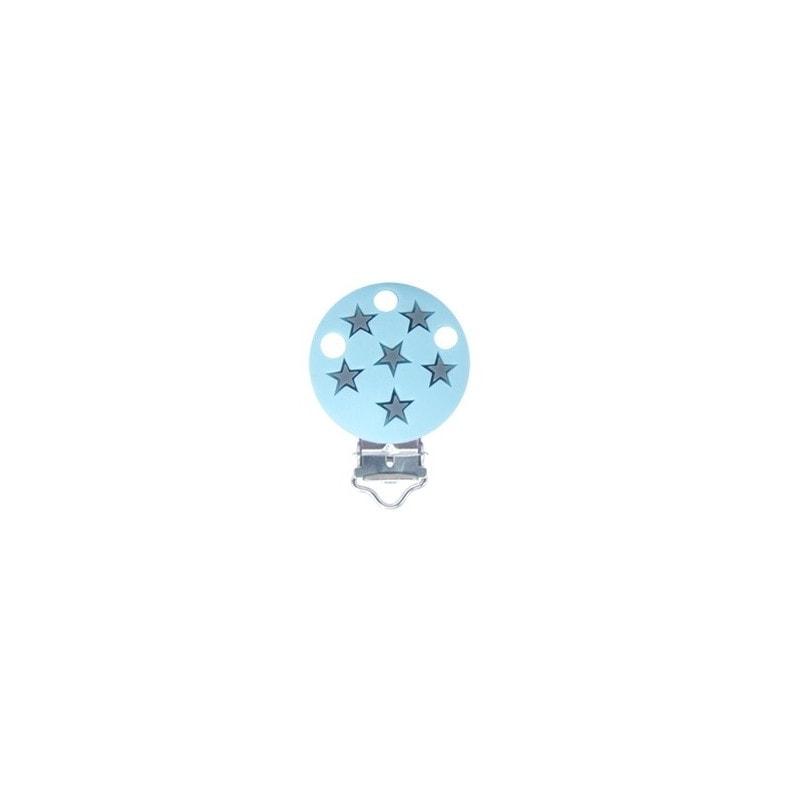 Silikonclips Sterne