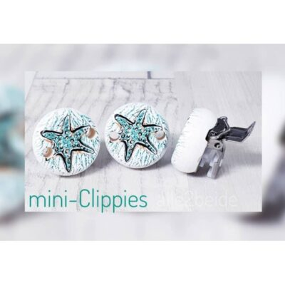 mini Clippies Seestern
