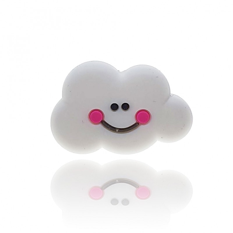 Wolken Perle farbig