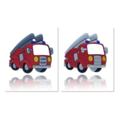 Feuerwehr Auto farbig
