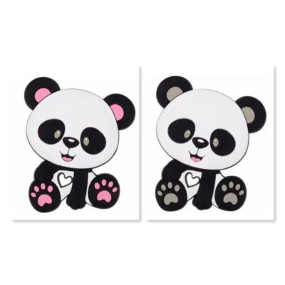 Panda farbig
