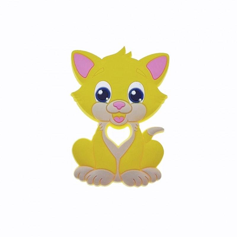 Katze farbig