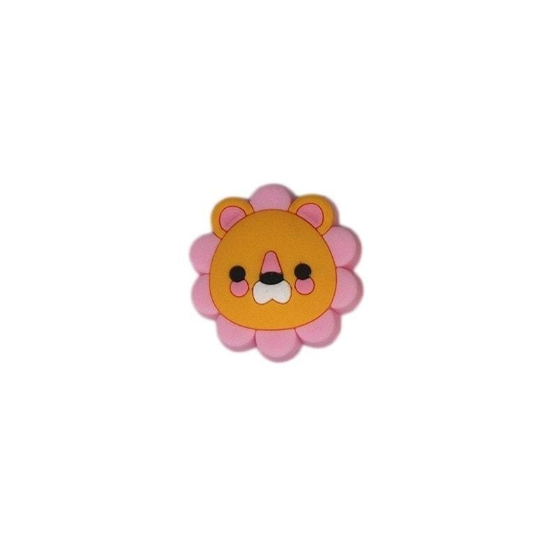Löwen Perle farbig