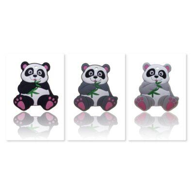 Panda farbig I