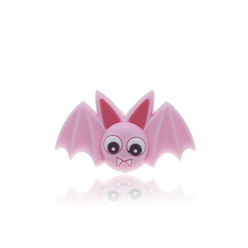 Fledermaus Perle farbig